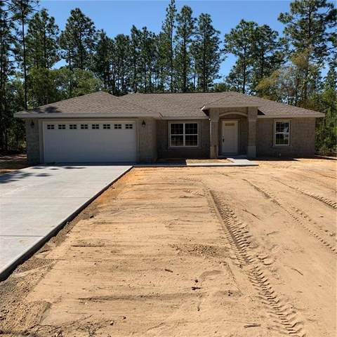 3372 W Webster Place, Citrus Springs, FL 34433 (MLS #G5028113) :: The A Team of Charles Rutenberg Realty