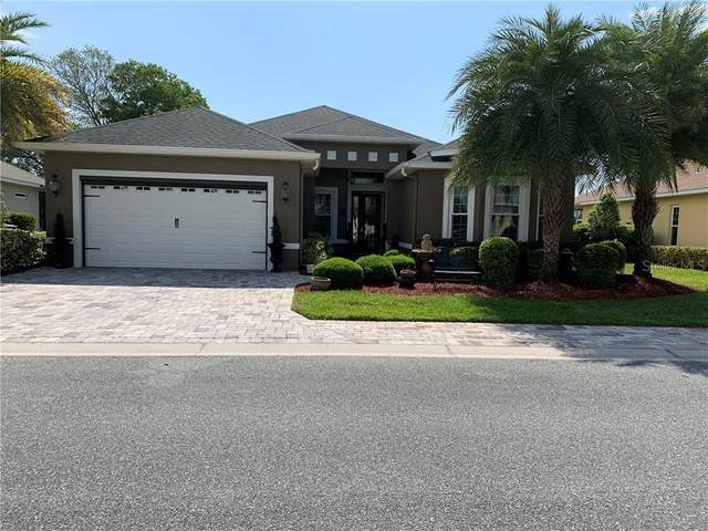 10095 Lake Miona Way, Oxford, FL 34484 (MLS #G5028201) :: Sarasota Home Specialists