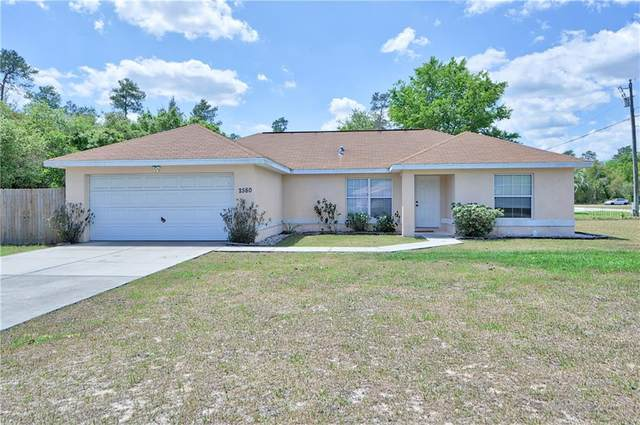 2580 SW 147TH LANE Road, Ocala, FL 34473 (MLS #G5028207) :: Your Florida House Team