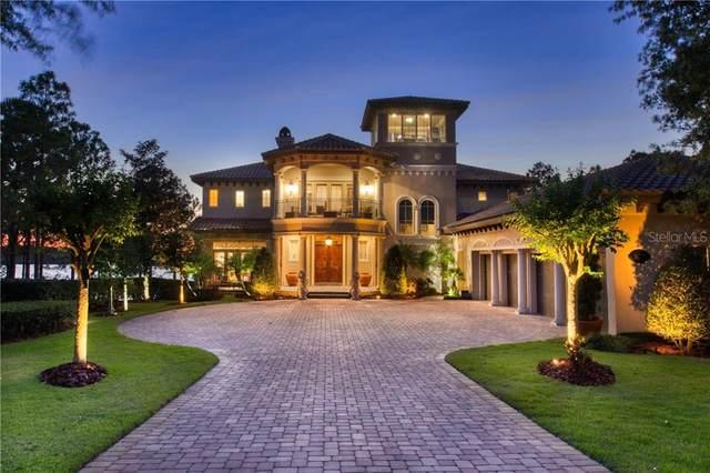 16321 Pendio Drive, Montverde, FL 34756 (MLS #G5028355) :: Key Classic Realty