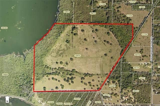 Treasure Island Road, Leesburg, FL 34788 (MLS #G5028436) :: Team Bohannon Keller Williams, Tampa Properties