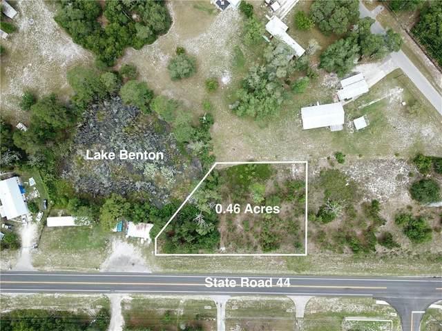State Road 44, Eustis, FL 32736 (MLS #G5028690) :: Dalton Wade Real Estate Group