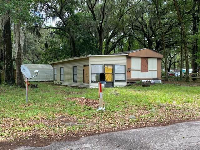 1099 Cr 482C-1, Lake Panasoffkee, FL 33538 (MLS #G5028758) :: Team Bohannon Keller Williams, Tampa Properties