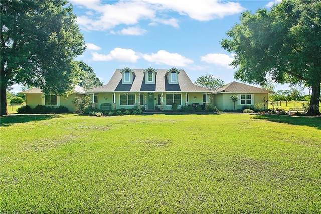 8621 Eulett Road, Howey in the Hills, FL 34737 (MLS #G5028838) :: Florida Real Estate Sellers at Keller Williams Realty