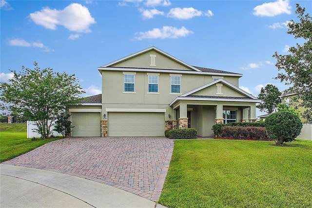 12349 Hammock Hill Drive, Clermont, FL 34711 (MLS #G5029030) :: The Duncan Duo Team
