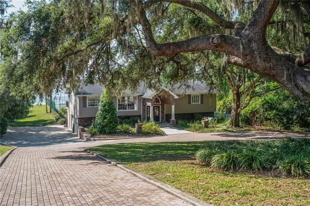 2315 Overlook Drive, Mount Dora, FL 32757 (MLS #G5029049) :: Cartwright Realty