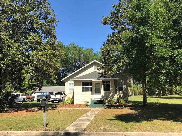 410 N Kentucky Avenue, Umatilla, FL 32784 (MLS #G5029149) :: Southern Associates Realty LLC