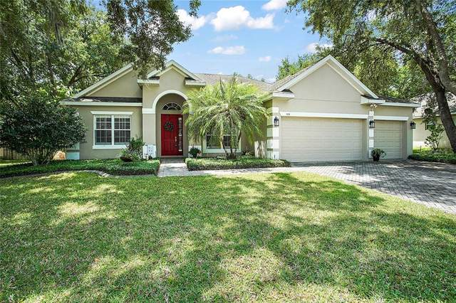 103 W Blue Water Edge Drive, Eustis, FL 32736 (MLS #G5029215) :: Baird Realty Group