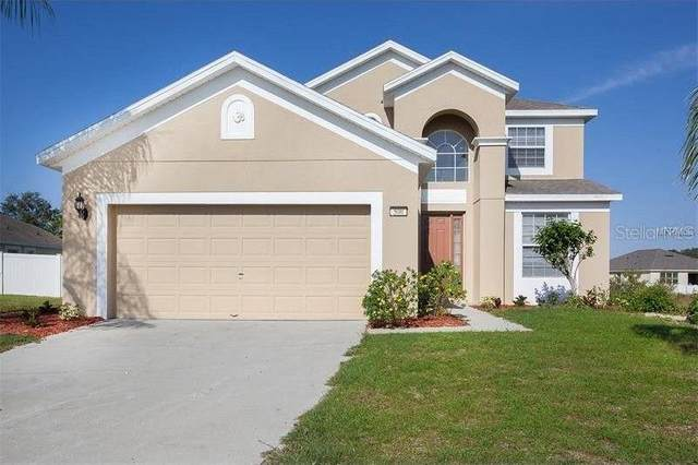 500 Dagama Drive, Clermont, FL 34715 (MLS #G5029274) :: The Duncan Duo Team