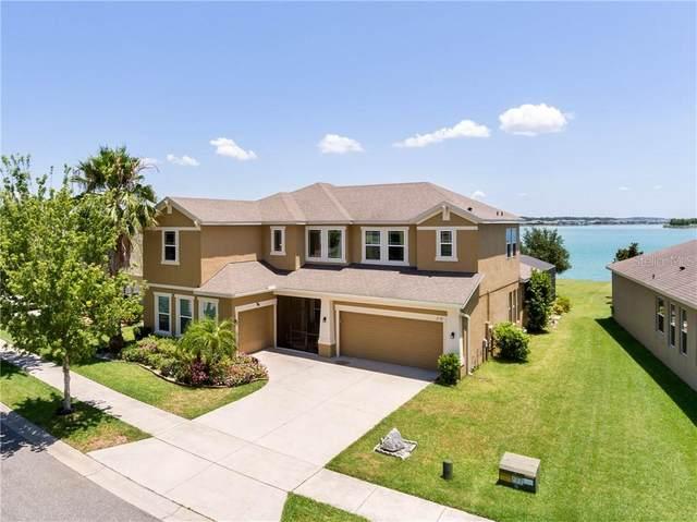 279 Blue Cypress Drive, Groveland, FL 34736 (MLS #G5029301) :: Key Classic Realty