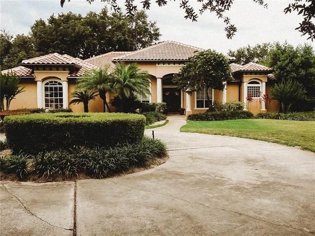 2114 Grove Point Lane, Windermere, FL 34786 (MLS #G5029369) :: Florida Real Estate Sellers at Keller Williams Realty