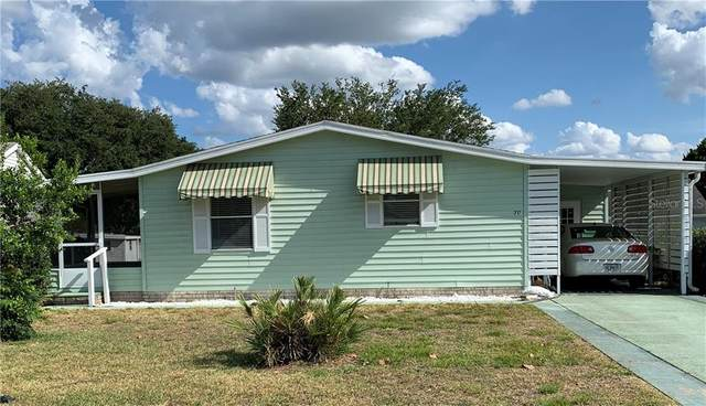 717 Prado Drive, The Villages, FL 32159 (MLS #G5029370) :: Realty Executives in The Villages