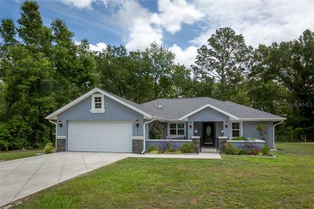 16151 SE 84TH Terrace, Summerfield, FL 34491 (MLS #G5029376) :: The A Team of Charles Rutenberg Realty