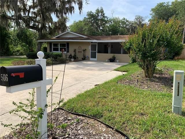 506 E Gottsche Avenue, Eustis, FL 32726 (MLS #G5029399) :: Your Florida House Team