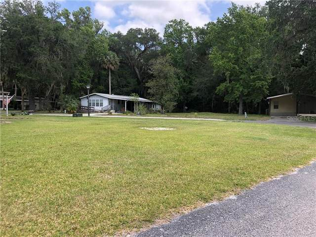 50 Wilderness Drive, Lake Panasoffkee, FL 33538 (MLS #G5029416) :: Zarghami Group