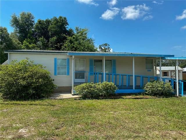 1319 Cr 461, Lake Panasoffkee, FL 33538 (MLS #G5029426) :: Griffin Group