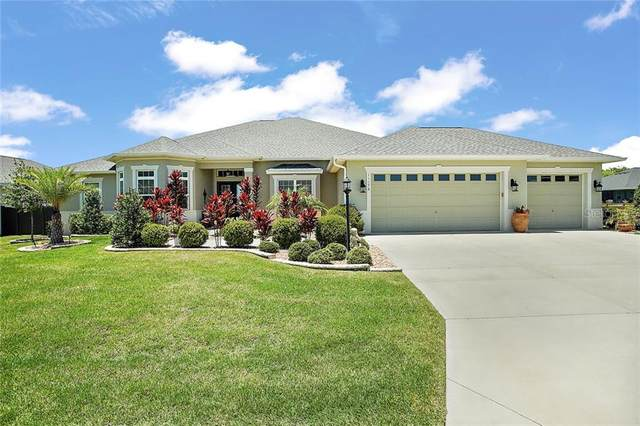11176 Hanson Terrace, Oxford, FL 34484 (MLS #G5029428) :: Keller Williams Realty Peace River Partners