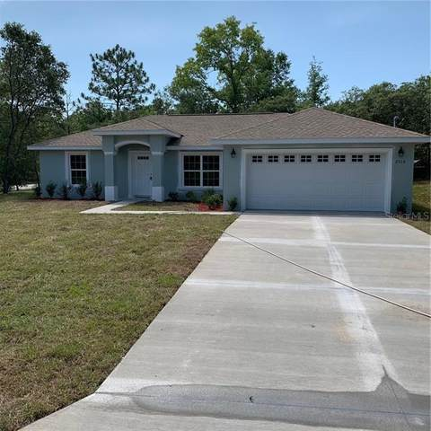2924 W Yorkshire Place, Citrus Springs, FL 34433 (MLS #G5029464) :: Griffin Group