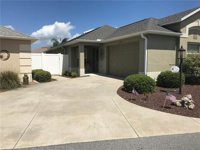 1101 Tipton Lane, The Villages, FL 32163 (MLS #G5029481) :: Keller Williams Realty Peace River Partners