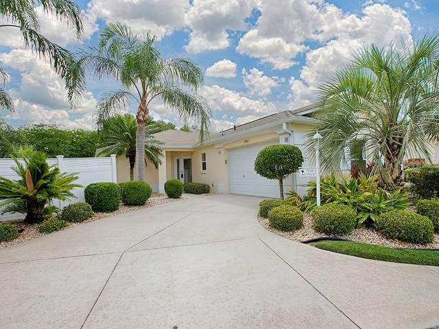 17101 SE 78TH PARLANGE Terrace, The Villages, FL 32162 (MLS #G5029484) :: Rabell Realty Group