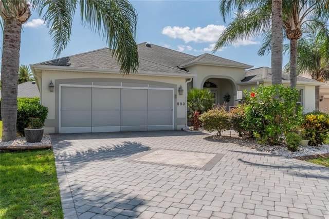 893 Talapia Loop, The Villages, FL 32162 (MLS #G5029489) :: Realty Executives Mid Florida