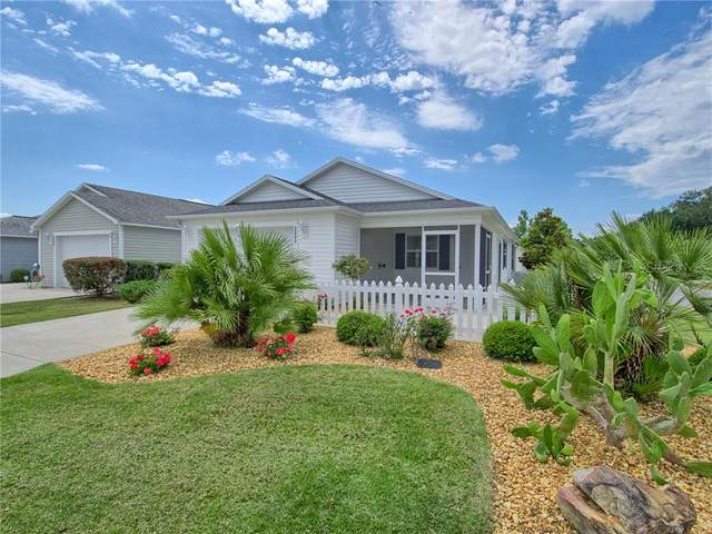 2486 Overstreet Place, The Villages, FL 32163 (MLS #G5029502) :: Realty Executives in The Villages