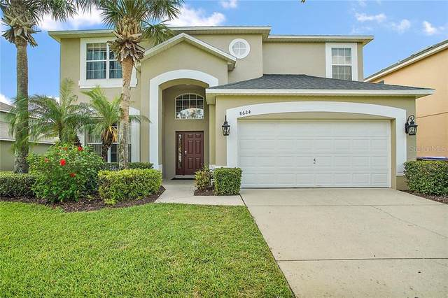 8624 La Isla Drive, Kissimmee, FL 34747 (MLS #G5029559) :: Zarghami Group