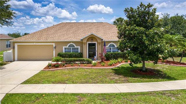2845 White Magnolia Loop, Clermont, FL 34711 (MLS #G5029593) :: Gate Arty & the Group - Keller Williams Realty Smart