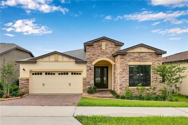 9143 Chandler Drive, Groveland, FL 34736 (MLS #G5029598) :: Key Classic Realty