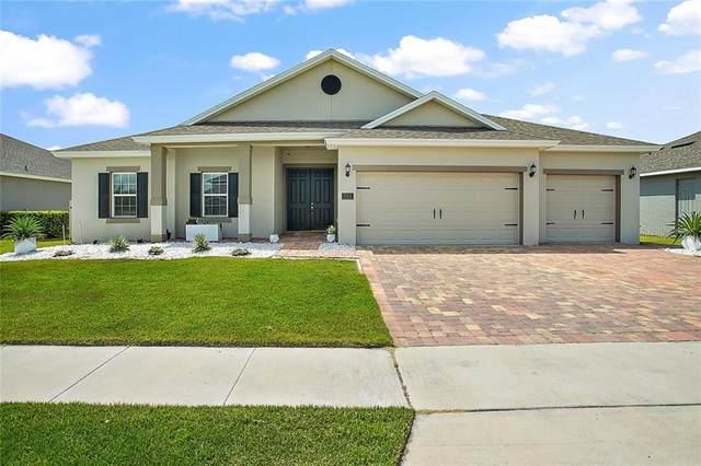 721 Calabria Way, Howey in the Hills, FL 34737 (MLS #G5029625) :: Team Bohannon Keller Williams, Tampa Properties