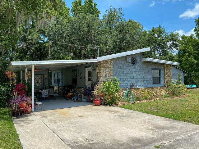 4902 Cr 306B, Lake Panasoffkee, FL 33538 (MLS #G5029636) :: Griffin Group
