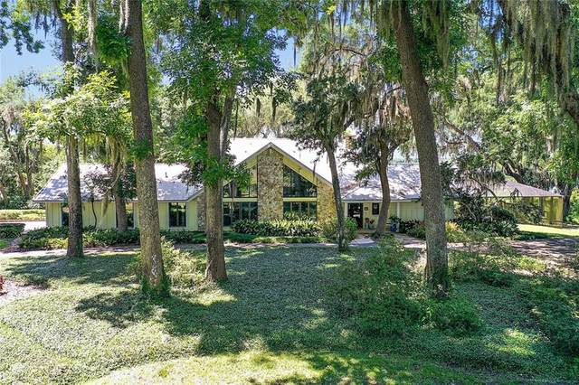 11935 SE Sunset Harbor Road, Weirsdale, FL 32195 (MLS #G5029693) :: McConnell and Associates