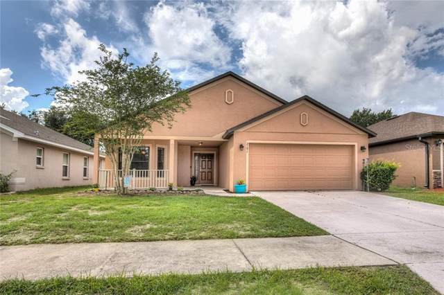 2191 Bexley Drive, Tavares, FL 32778 (MLS #G5029695) :: KELLER WILLIAMS ELITE PARTNERS IV REALTY