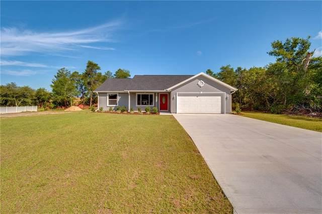 2695 SW 156TH LANE Road, Ocala, FL 34473 (MLS #G5029713) :: McConnell and Associates