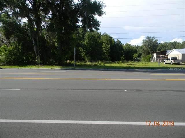 TBD W C 48 W C 48 Highway, Bushnell, FL 33513 (MLS #G5029736) :: Bustamante Real Estate