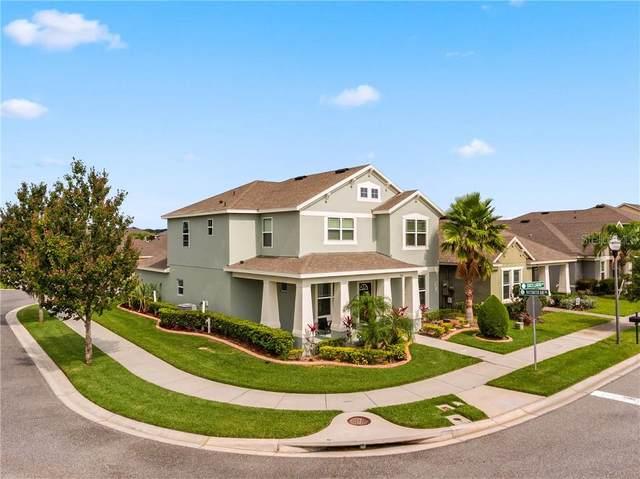 913 Egrets Landing Way, Groveland, FL 34736 (MLS #G5029772) :: Cartwright Realty