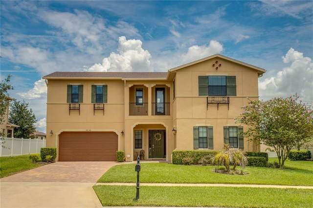 4093 Foxhound Drive, Clermont, FL 34711 (MLS #G5029808) :: The Price Group