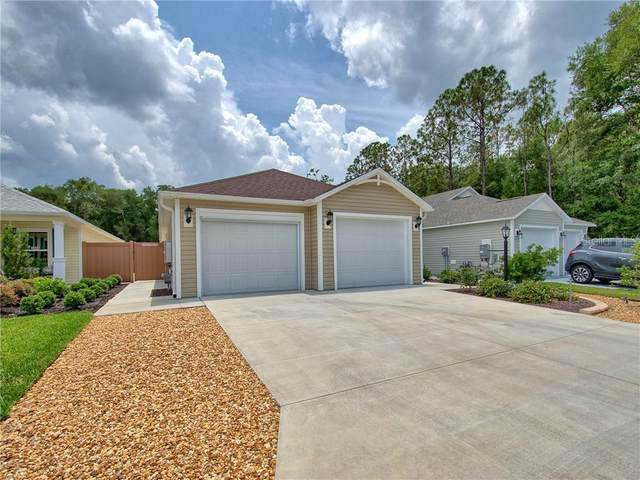 2492 Lay Lane, The Villages, FL 32163 (MLS #G5029830) :: Realty Executives in The Villages