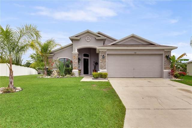 536 Majestic Gardens Boulevard, Winter Haven, FL 33880 (MLS #G5029845) :: The Price Group