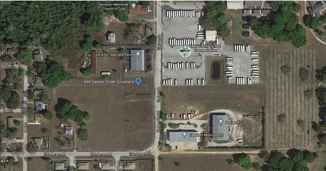 644 Gadson Street, Groveland, FL 34736 (MLS #G5029873) :: Armel Real Estate