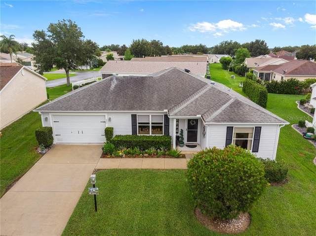 2844 Plainridge Loop, The Villages, FL 32162 (MLS #G5030014) :: Realty Executives Mid Florida