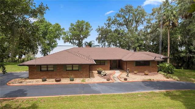 15020 SE 140TH AVE RD, Weirsdale, FL 32195 (MLS #G5030017) :: Burwell Real Estate