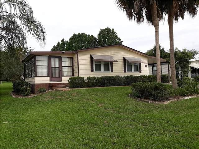 1607 Myrtle Beach Drive, The Villages, FL 32159 (MLS #G5030035) :: Realty Executives in The Villages