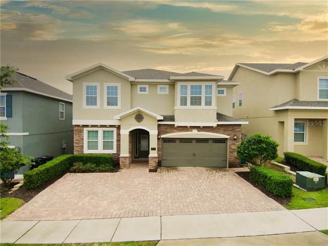 7645 Wilmington Loop, Kissimmee, FL 34747 (MLS #G5030065) :: Bustamante Real Estate
