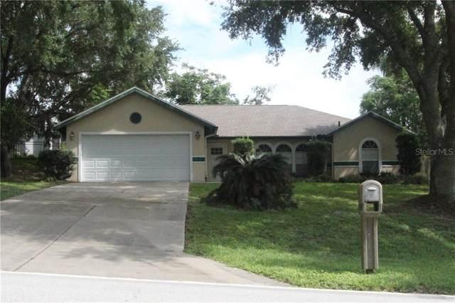 3548 Picciola Cutoff Road, Fruitland Park, FL 34731 (MLS #G5030144) :: The Duncan Duo Team