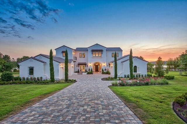 15317 Pendio Drive, Montverde, FL 34756 (MLS #G5030273) :: Your Florida House Team