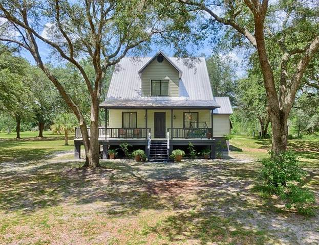 2150 Cr 615B, Bushnell, FL 33513 (MLS #G5030377) :: Bustamante Real Estate