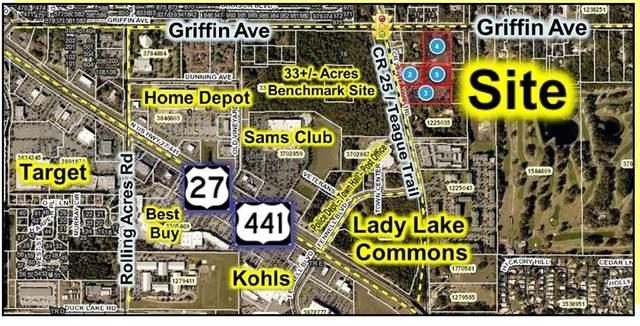 917 Cr 25 / Teague Trail, Lady Lake, FL 32159 (MLS #G5030433) :: RE/MAX Local Expert