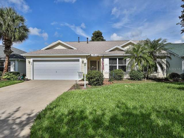 9289 SE 170TH HUMPHREYS Loop, The Villages, FL 32162 (MLS #G5030435) :: Realty Executives in The Villages