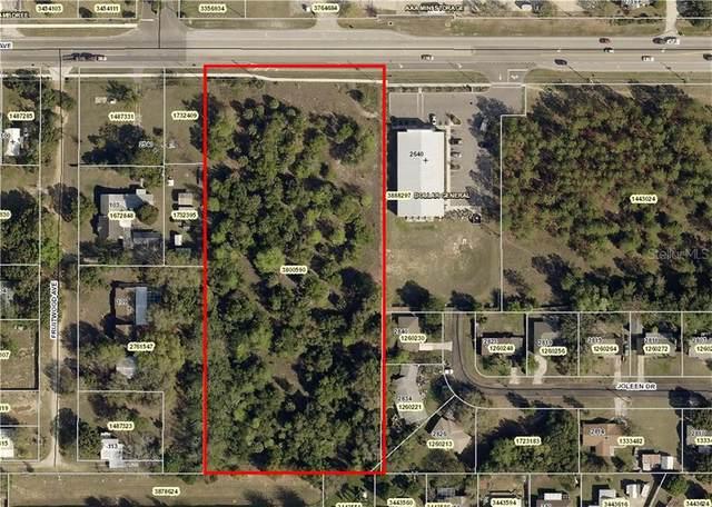 E Orange Avenue, Eustis, FL 32726 (MLS #G5030449) :: The Duncan Duo Team